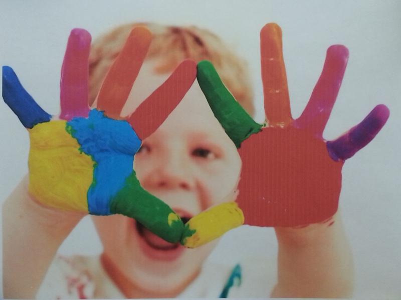 OEM Boy's Hands