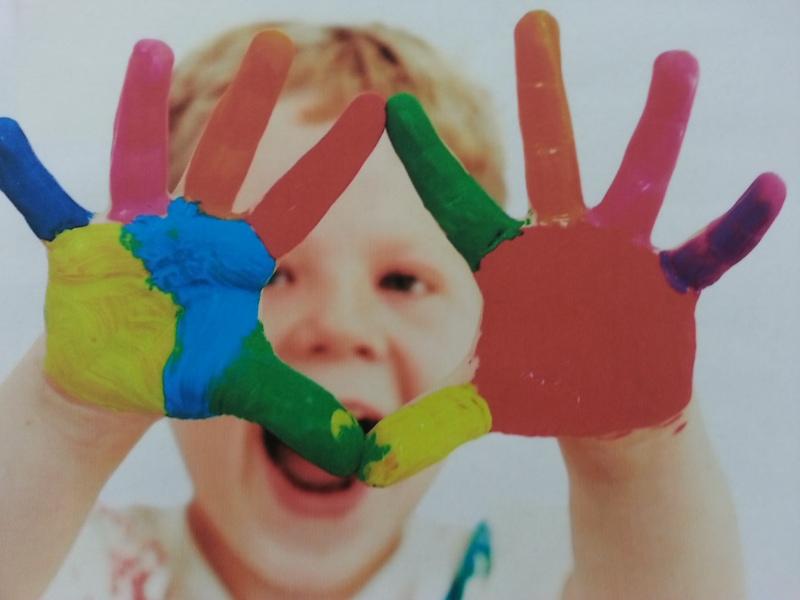 Remanufactured Boy's Hands